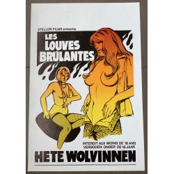 LOUVES BRULANTES