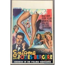 ENIGME AUX FOLIES-BERGERE