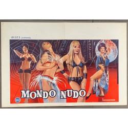 MONDO NUDO