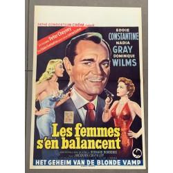 FEMMES S'EN BALANCENT