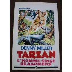 TARZAN THE APEMAN