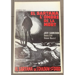 SARTANA AND HIS SHADOW OF DEATH