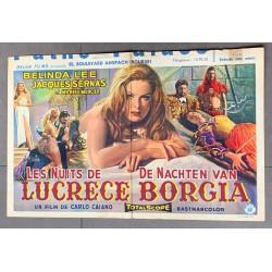 NIGHTS OF LUCRETIA BORGIA