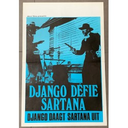 DJANGO AGAINST SARTANA