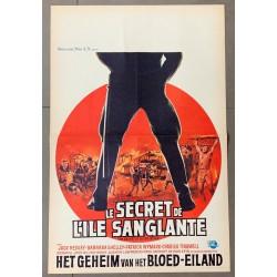 SECRET OF BLOOD ISLAND