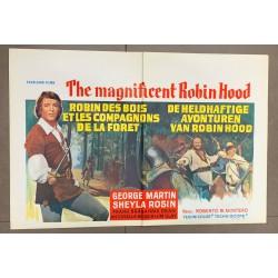 MAGNIFICENT ROBIN HOOD