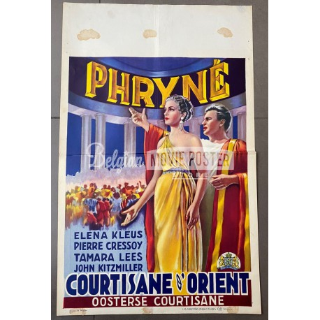 FRINE CORTIGIANA D'ORIENTE (PHRYNE)
