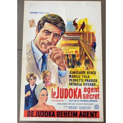 JUDOKA AGENT SECRET