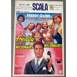 FREDDY UND DER MILLIONAR
