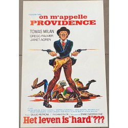 LIFE IS TOUGH, EH PROVIDENCE?