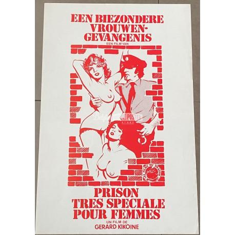 PRISON TRES SPECIALE POUR FEMMES