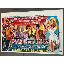 MARIE DES ISLES