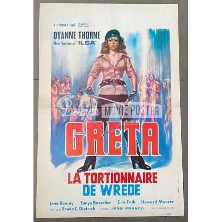 GRETA, HAUS OHNE MANNER (THE WICKED WARDEN)