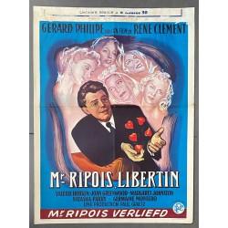 MR. RIPOIS, LIBERTAIN (MONSIEUR RIPOIS)