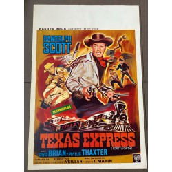 FORT WORTH (TEXAS EXPRESS)