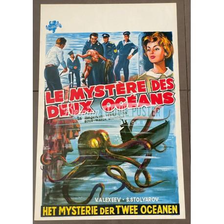 SECRET OF TWO OCEANS (MYSTERE DES DEUX OCEANS)