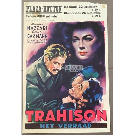 TRADIMENTO (TRAHISON)