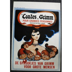 GRIMM'S FAIRY TALES FOR ADULTS