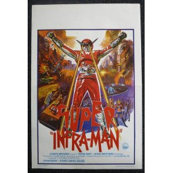 SUPER INFRA-MAN