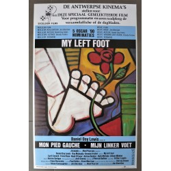 MY LEFT FOOD: THE STORY OF CHRISTY BROWN