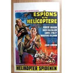 HELICOPTER SPIES