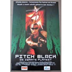 CHRONICLES OF RIDDICK : PITCH BLACK