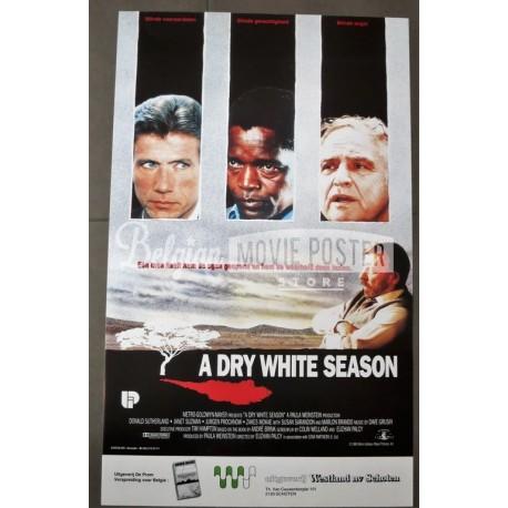 DRY WHITE SEASON