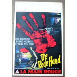 ROTE HAND