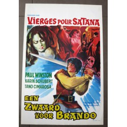 SPADA PER BRANDO ( SWORD FOR BRANDO )