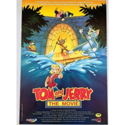 TOM AND JERRY : THE MOVIE