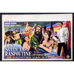 NIGHTS OF RASPUTIN