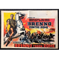 BRENNO , ENEMY OF ROME