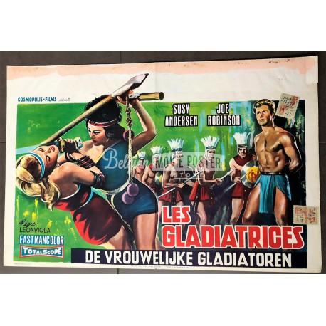 THOR AND THE AMAZON WOMEN (GLADIATRICI)