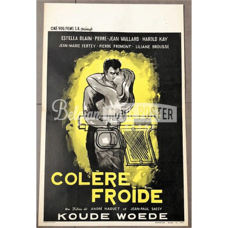 COLERE FROIDE